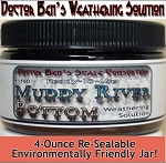 Muddy River Bottom Weathering Solution
