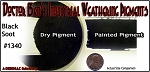 Black Soot Weathering Pigment-2oz