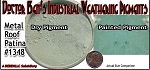 Metal Roof Patina Weathering Pigment-2oz