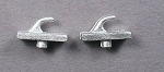 HO 1:87 Scale Bridge Hooks