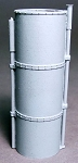 O 1:48 Scale Steam Stack