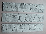 Multi Scale Rock Sea Wall (set of 3)