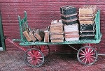 HO 1:87  Scale Jordan Miniatures Baggage Cart 1 kit