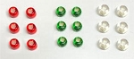 HO 1:87 Scale Navigation Marker Light Set (set of 18)