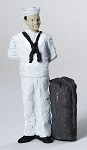 O Scale Standing Sailor