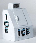 O Scale Ice Machine
