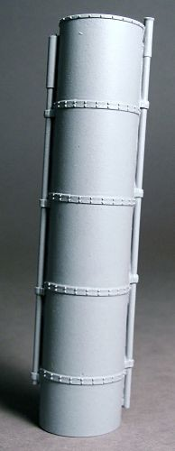 HO 1:87 Scale Steam Stack