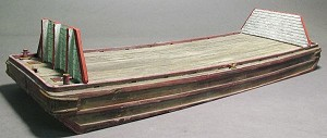 HO 1:87 Scale Large Wooden Bulkhead (Set of 2)