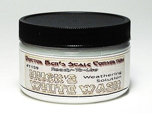 Huck's White Wash Weathering Solution