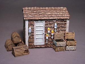 O/On30 1:48 Scale Lobster Shack