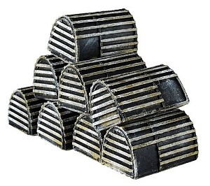 Lobster Traps Resin  (set of 8)