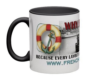 Frenchman River Model Works Mug