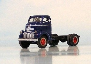 1941-47 Chevy COE Cab and Chassis