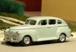 1941 Ford Four Door Sedan